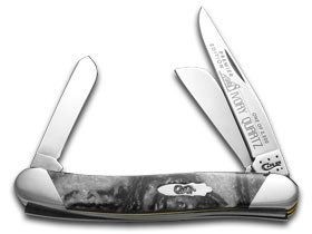 Case Cutlery CAS9318IQ Stockman Ivory Quartz Closed Hunting Knives, Medium/3 5/8″ Review