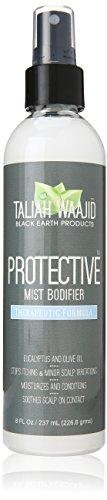 Taliah Waajid Black Earth Products Protective Mist Bodifier Therapeutic Formula, 8 Ounce