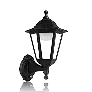Fudesy Traditional Style Led Outdoor Wall Lantern With