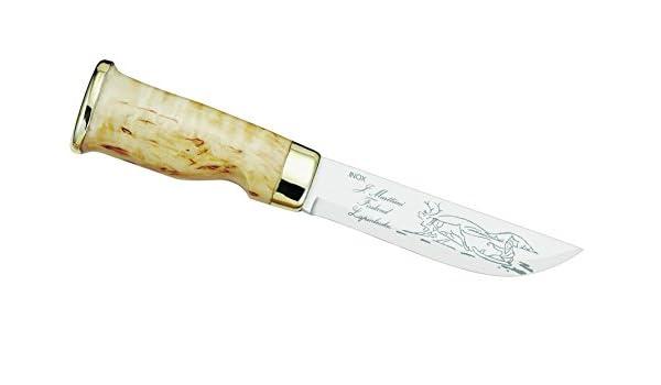 Marttiini 903410 Laponia de la hoja 13 cm cuchillo, 23,7 cm ...