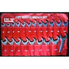 Extreme Torque 21-pc SAE Jumbo Service Wrench Set ()