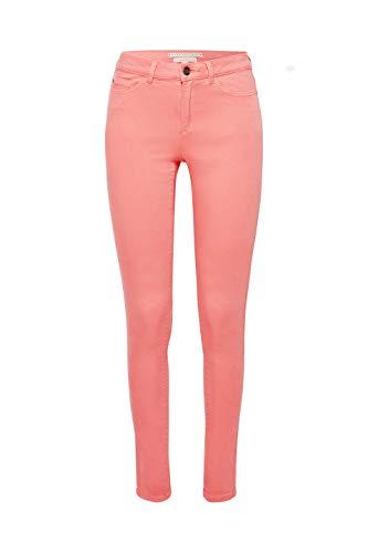 coral Rosso 645 Pantaloni Esprit Donna WnOtZZg