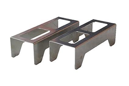 """Morillos compactos para estufas de leña e insertos, diseño moderno y elegante """"CLASSIC"""""""