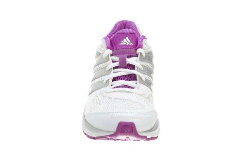 Adidas Risoluzione Donna Runwhite / Metsil / Ultrap
