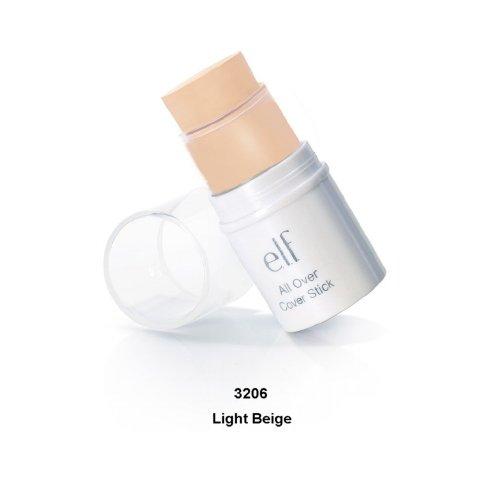e.l.f. Cosmetics All Over Cover Stick 3206 - Light Beige 0.1