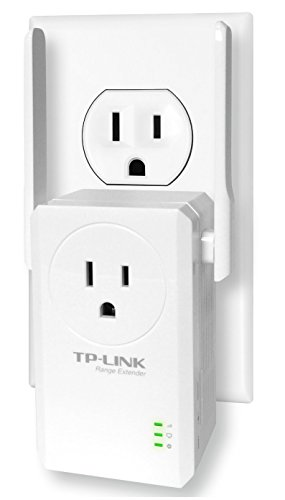 TP-Link N300 Wi-Fi Range Extender with Pass-Through Outlet (TL-WA860RE) (Tp Link Range Extender Ac compare prices)