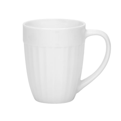 Corningware French White 12-Ounce Porcelain Mug