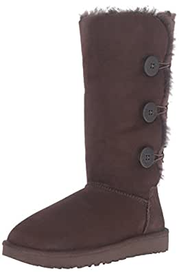 Amazon.com | UGG Women's Bailey Button Triplet II Winter