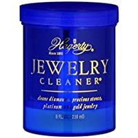 HAGERTY Diamond Precious Stones & Jewelry Cleaner 8 oz. with Dipping Basket