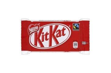 Kit Kat 4 Finger - 8