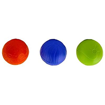 Fisher Price Sit to Stand / Playzone Replacement Balls - Set of 3 : Baby Toy Balls : Baby