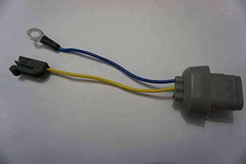 ALTERNATOR 3G REGULATOR CONVERSION KIT For FORD 3 to 1 ONE WIRE SELF EXCITING (3 Wire Alternator To 1 Wire Conversion)