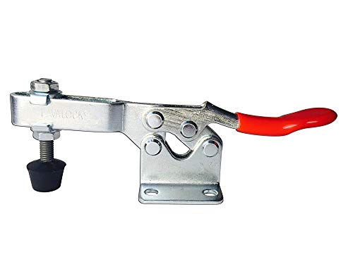 XT 2 Pk Side Mount Toggle Clamp Vertical smoker pit door bbq lid latch handle PULL Gxfc by XT