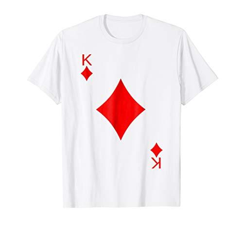King of Diamond Deck of Cards Halloween Costume -