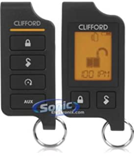 Amazon.com: Viper 5305V 4 Door Locks 2 Way Car Alarm Keyless Entry ...