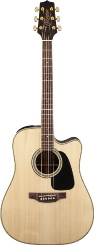Amazon.com: Takamine 6 String Acoustic-Electric Guitar Right Handed, Sunburst GD51CE-BSB: Musical Instruments