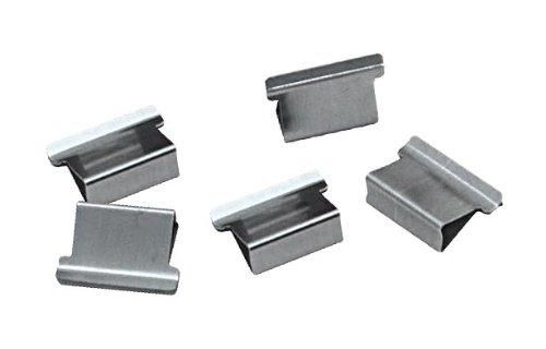 Pearl clip di lettera: fogli metallici Mini 250pezzi per PE di 4584punti metallici (senza danni)