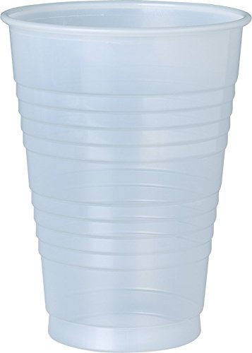 Galaxy Plastic Cups (Dart Y12T Conex Galaxy Polystyrene Plastic Cold Cups, 12oz (Case of 1000))