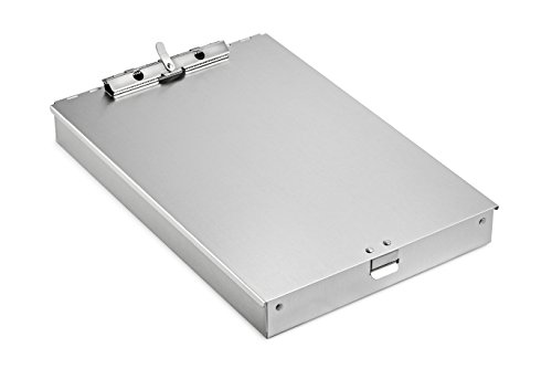 AdirOffice Aluminum Form Storage Clipboards - 9.25