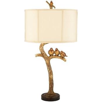 Dimond Three Bird Table Lamp - Indoor Figurine Lamps - Amazon.com