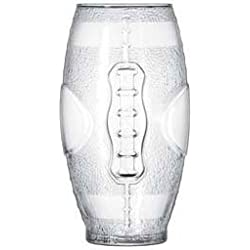 Libbey 23 Oz Football Tumbler Glass - 2233 (2 Pack)