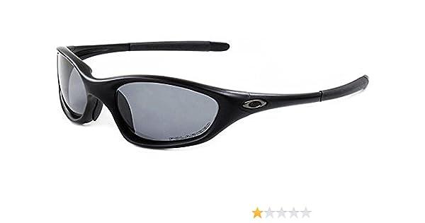 2a746fd817 ... get amazon oakley si xx twenty polarized sunglasses black grey 11 083  clothing 1268e f9523
