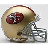 San Francisco 49ers 1964 to 1995 - NFL MINI Helmet