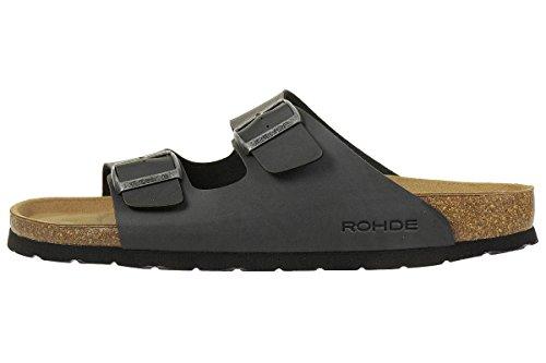 Rohde Grado - Zuecos Hombre Grau