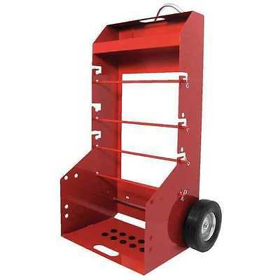 Dayton Wire Spool Cart Portable H 51-3/8 in