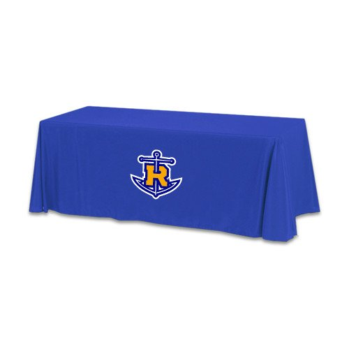 Rollins Royal 6 foot Table Throw 'Official Logo' by CollegeFanGear
