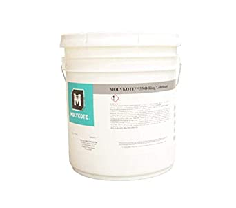 MOLYKOTE 55 O-Ring Grease 40#: Amazon com: Industrial