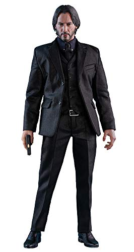 Hot Toys John Wick: Chapter 2 MMS504 Marvel 1/6th Scale Movie Masterpiece Collectible Figure