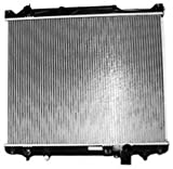 TYC 2933 Suzuki XL-7 1-Row Plastic Aluminum Replacement Radiator