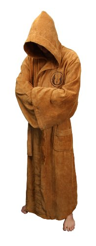 Groovy Star Wars Jedi Bathrobe