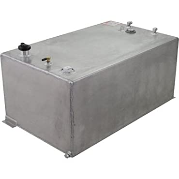 RDS Rectangular Auxiliary Transfer Fuel Tank 55 Gallon, Smooth, Model# 71109