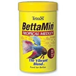 Tetra 16838 BettaMin™ Tropical Medley