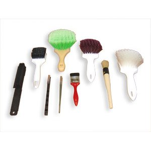 car interior brush kit automotive. Black Bedroom Furniture Sets. Home Design Ideas
