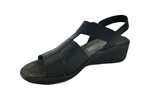 Sandals Fashion Women's Imac Women's Fashion Black Black Black Imac Fashion Sandals Imac Women's Sandals SpPqw7RRn