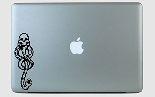 Death Eater Symbol Vinyl Decal Sticker - Eater Sticker