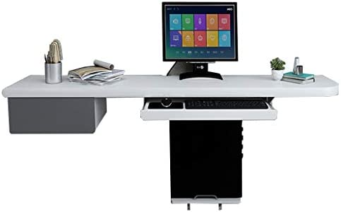 Dormitorio Escritorio de computadora de Escritorio Doble Mesa de ...