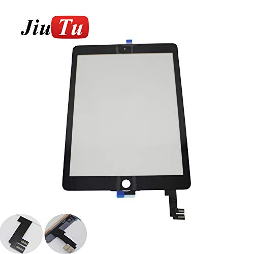 FINCOS for iPad Air 2 Digitizer for iPad 6 A1567 A1566 Replacement Touch Screen Digitizer Glass White Black - (Color: 2pcs for Pro 12.9) by FINCOS (Image #4)