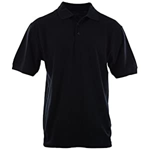 ChoiceApparel Mens Classic Cotton Pique Polo Shirts (Many Styles and Colors to Choose from) S up 5XL