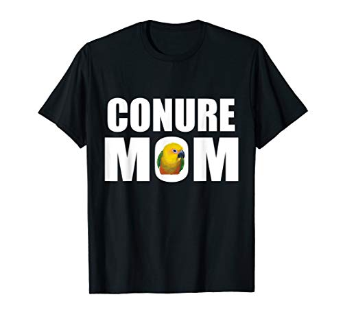 Funny Jenday Conure Shirt, Jenday Conure Mom Tee Shirt