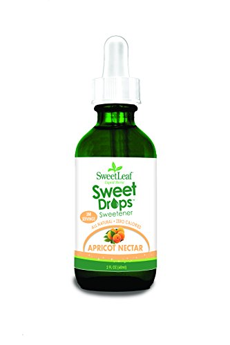 SweetLeaf Sweet Drops Liquid Stevia Sweetener, Apricot Nectar, 2 Ounce