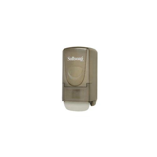 Gray Softsoap 800-ml Hand Soap Dispenser, 5-1/4w x 3-7/8d x 10h (4 Dispensers) - BMC-CPC 01946