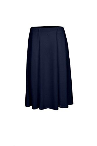 MISS n MAM - Falda - con volantes - para mujer azul marino
