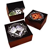 Wilton Pick Your Poison Cupcake Boxes - Poison - Holds 4