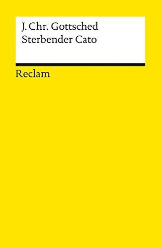Sterbender Cato (German Edition)