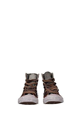 Mujer Converse Sneakers Marrón Piel 1C16FA02 Marrón qvBxwUn7