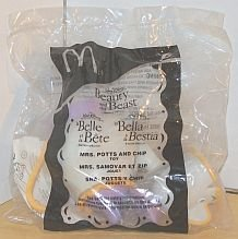McDonalds Kids Meal Toy- Mrs. Potts and Chip 2002 (Meal Kids Toy)